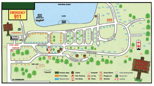 anglewood camping in covington pa campground map with great family camping