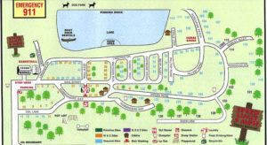 tanglewood camping area sitemap